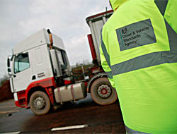 Operator Earned Recognition: DVSA Update