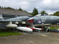 The History of the De Havilland Aircraft Museum