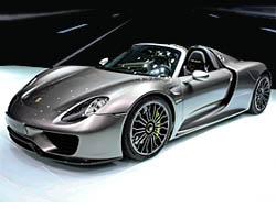 A Presentation by Porsche Cars