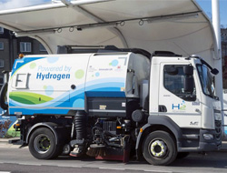 CANCELLED - Hydrogen Dual Fuel Technology