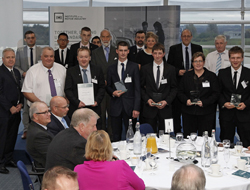 Imi rewards outstanding automotive talent imi for Institute of the motor industry