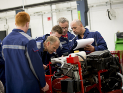 The industry is behind licensing says imi imi for Institute of the motor industry