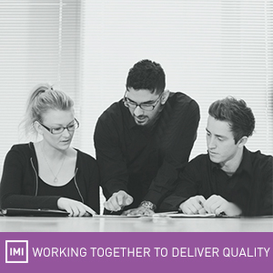 Working together to delivery quality