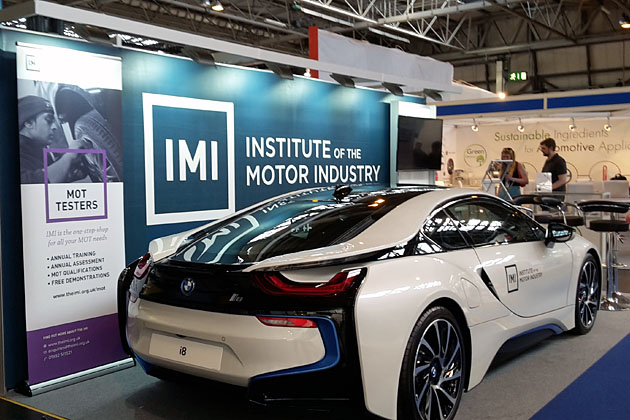 Automechanika birmingham showcases industry leading mot for Institute of the motor industry