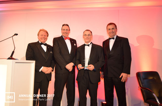 Annual dinner 2017 celebrates the best of the motor for Institute of the motor industry