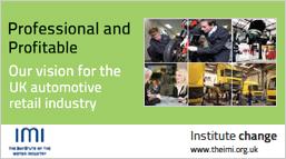 Imi manifesto imi institute of the motor industry for Institute of the motor industry