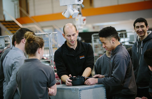 Apprenticeships aren 39 t a second class career route imi for Institute of the motor industry